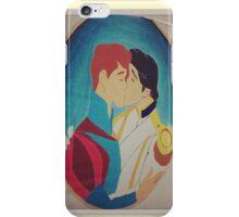 gay princes iPhone Case/Skin