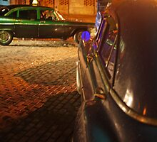 Old Cars, Havana by Jodi Fleming