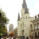 Jackson Square by bposs98