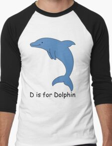 D is for Dolphin T-Shirt