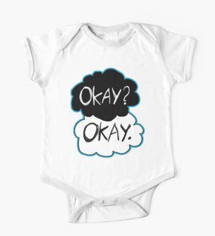 Okay? Okay.  One Piece - Short Sleeve