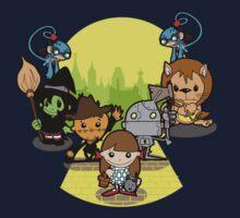 Once Upon A Time: Oz Kids Tee