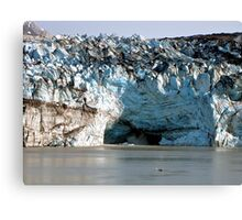 Glacial Melt Canvas Print