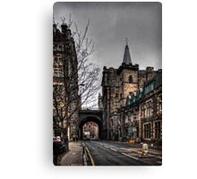 The Cowgate Canvas Print