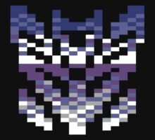 Commodore 64mers: Decepticons Kids Clothes