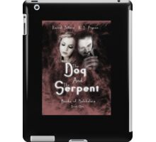 """The Dog and the Serpent""  Books of Belshalara, Book One iPad Case/Skin"