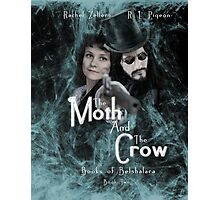 """The Moth and the Crow""  Books of Belshalara, Book Two Photographic Print"