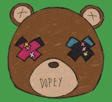 Dopey Bear by ImKindaDopey