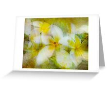 Nothing Left To Say Greeting Card