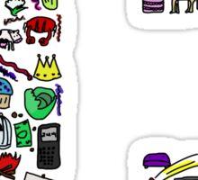 BS ABC's: C Sticker