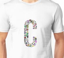 BS ABC's: C Unisex T-Shirt