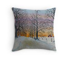 Oakridge Sunset 140312 Throw Pillow