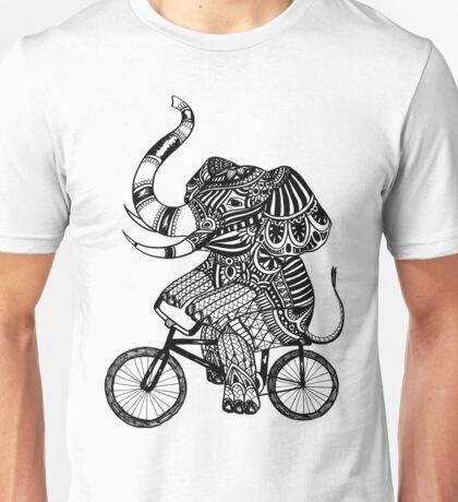 Funny Elephant Unisex T-Shirt