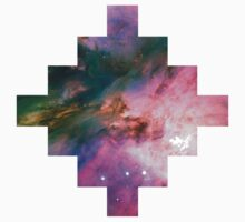 Orion Nebula [Up Close] Stickers and Shirts by SirDouglasFresh