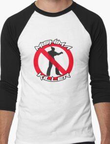 MISHIMA KILLER Men's Baseball ¾ T-Shirt