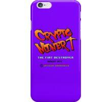 Bitcoin Crypto Miner Retro Game Design iPhone Case/Skin