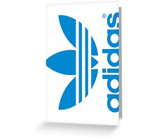 Adidas Originals Greeting Card
