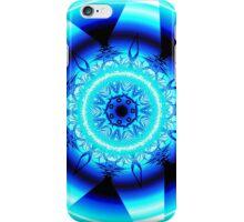 blue vs black iPhone Case/Skin