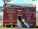 Arcadia Academy Gymnasium  by Susan S. Kline