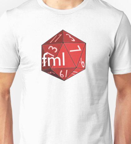 Critical Miss Unisex T-Shirt