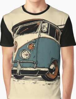 VW Tilted Graphic T-Shirt