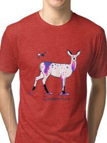 Original Gendeerfluid Tri-blend T-Shirt