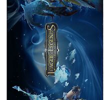 League of Legends Phone Case by QuiBono