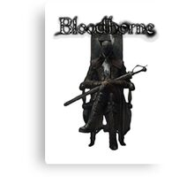 Bloodborne - Old Hunters Canvas Print