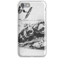 Tie fighter flyby iPhone Case/Skin
