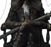 Bloodborne - Old Hunters Sticker