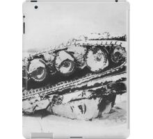 Tie fighter flyby iPad Case/Skin