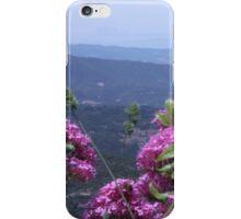Floral Meditation iPhone Case/Skin