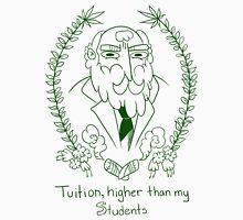Prof. Heads - Green Unisex T-Shirt