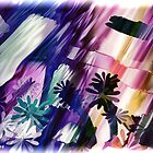 Flowers in a Storm - Abstract by sarnia2