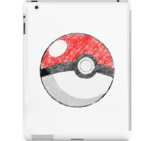 Basic Poké Ball iPad Case/Skin