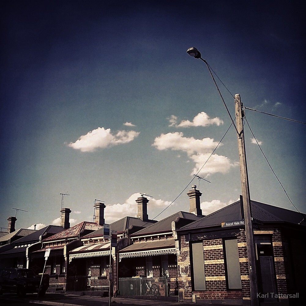Ascot Vale by Karl Tattersall