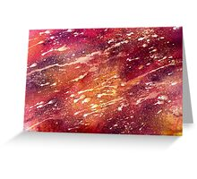 Abstract.25 Greeting Card
