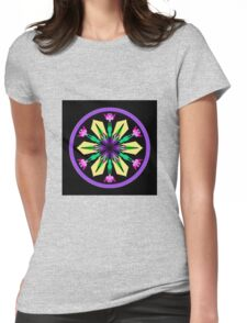 Columbine Womens Fitted T-Shirt