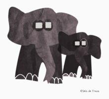 Elephant Family Kids Clothes