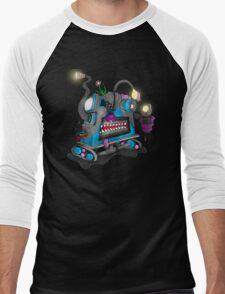 Zaibot 5000 Men's Baseball ¾ T-Shirt