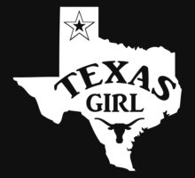 Texas Girl by designshoop