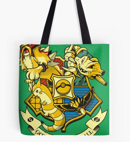 POKEWARTS Second Gen Tote Bag