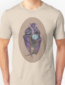 Wizard Bat (with Crystal Ball) T-Shirt
