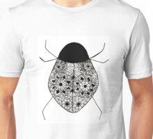 Ladybird Mandala Design Unisex T-Shirt
