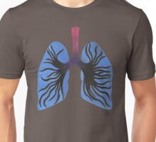 Infected Lungs Unisex T-Shirt