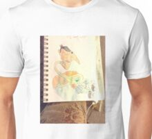 Listening To My Toons Unisex T-Shirt