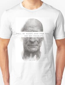 Job 2:10 Unisex T-Shirt