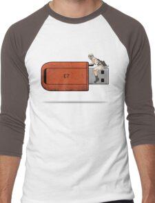 USB Rider Men's Baseball ¾ T-Shirt