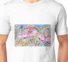 Roller Coaster Bonanza Unisex T-Shirt