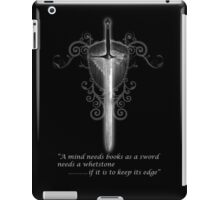 Game of Thrones Stark Shield & Sword iPad Case/Skin